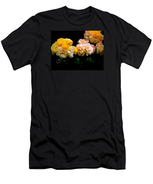 Parade Of Roses  Men's T-Shirt (Athletic Fit)