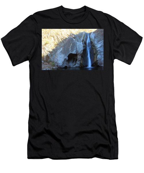 Paradise Falls Men's T-Shirt (Athletic Fit)
