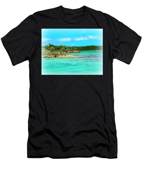 Paradise Men's T-Shirt (Athletic Fit)