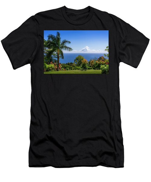 Paradise Picnic Men's T-Shirt (Athletic Fit)