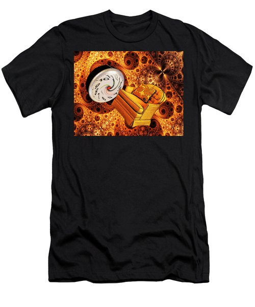 Parallel Universe Men's T-Shirt (Athletic Fit)