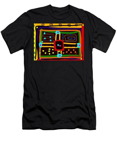 Parchoosie Men's T-Shirt (Athletic Fit)