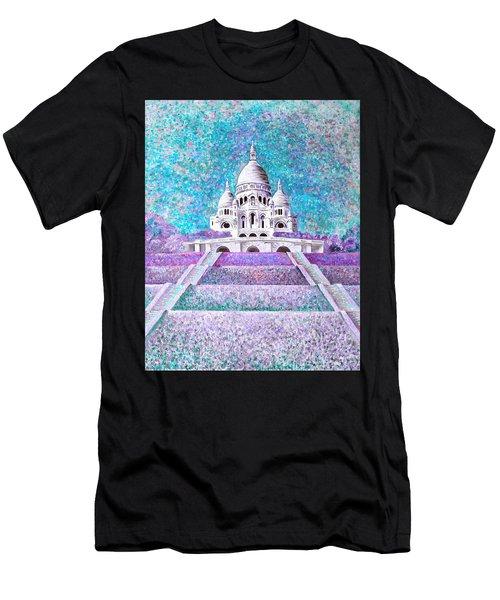 Paris II Men's T-Shirt (Athletic Fit)