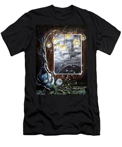 Paris Men's T-Shirt (Athletic Fit)