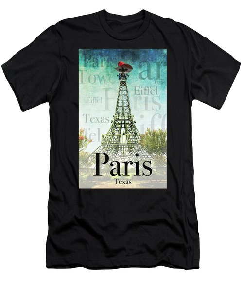 Paris Texas Style Men's T-Shirt (Athletic Fit)