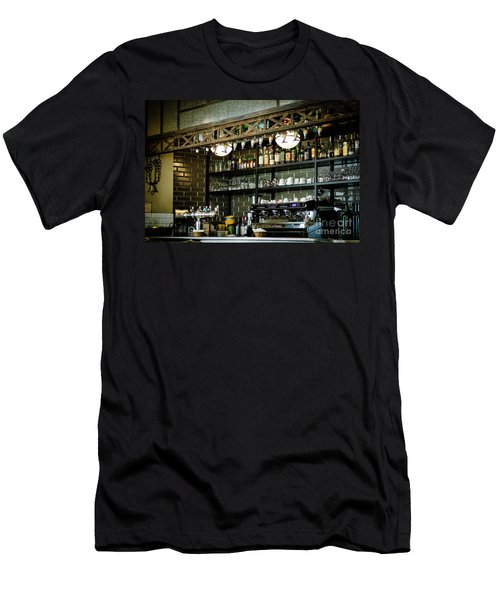 Parisian Espresso Men's T-Shirt (Athletic Fit)
