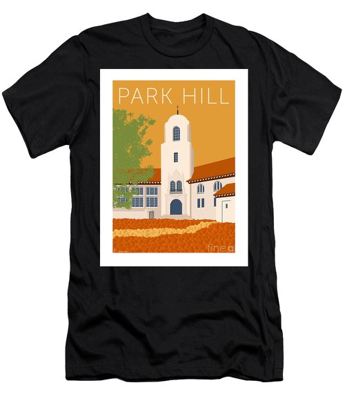 Park Hill Gold Men's T-Shirt (Athletic Fit)