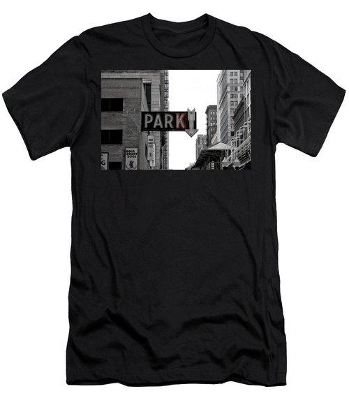 Park Men's T-Shirt (Athletic Fit)