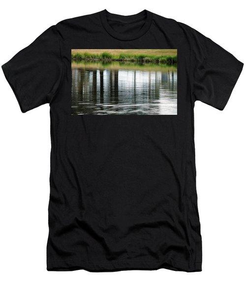 Park Reflections Men's T-Shirt (Athletic Fit)