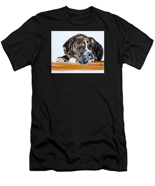Parker  Men's T-Shirt (Athletic Fit)