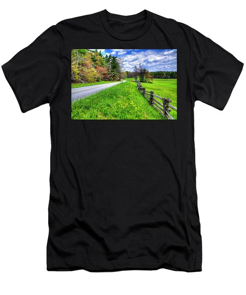 Parkway Spring Men's T-Shirt (Athletic Fit)