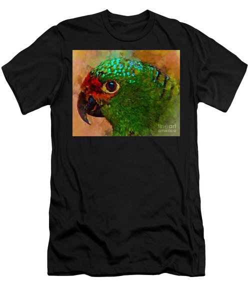Parrote Men's T-Shirt (Athletic Fit)