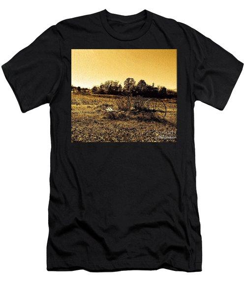 Past It's Time Men's T-Shirt (Athletic Fit)