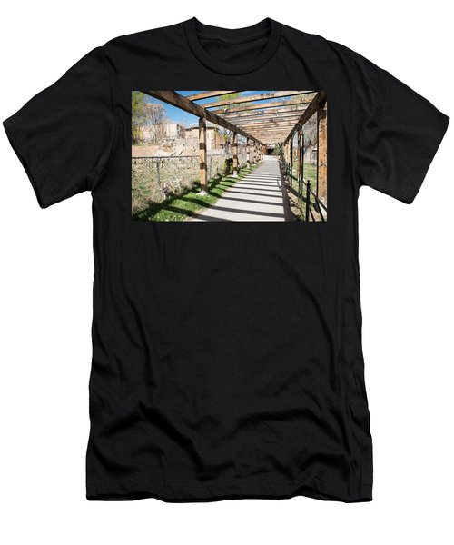 Passage To Sanctuary Men's T-Shirt (Athletic Fit)