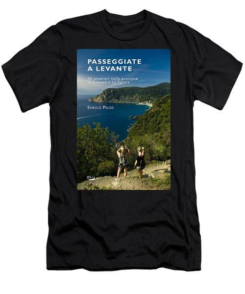 Passeggiate A Levante - The Book By Enrico Pelos Men's T-Shirt (Athletic Fit)