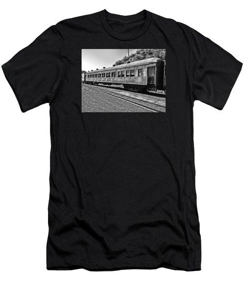Passenger Ready Men's T-Shirt (Athletic Fit)