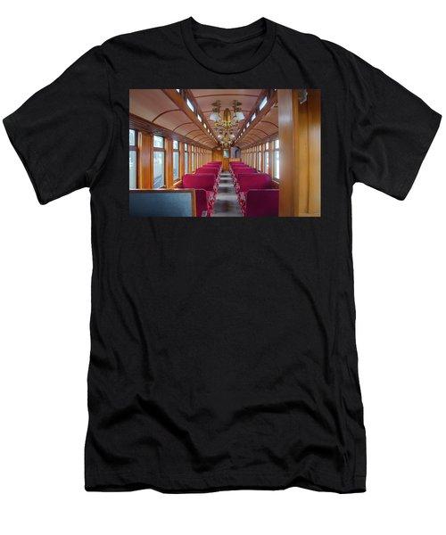 Passenger Travel Men's T-Shirt (Athletic Fit)