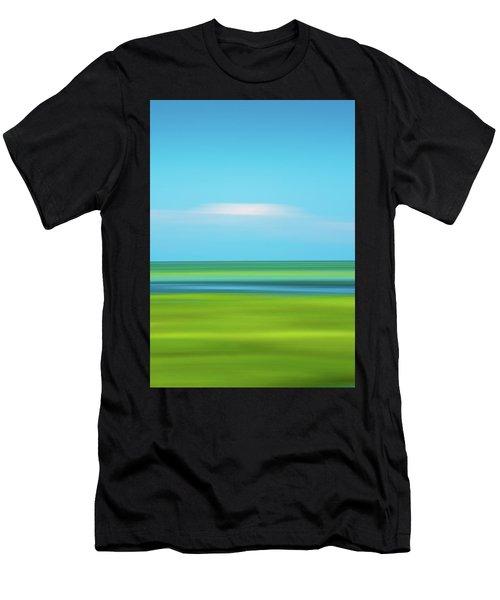 Passing Cloud Men's T-Shirt (Athletic Fit)