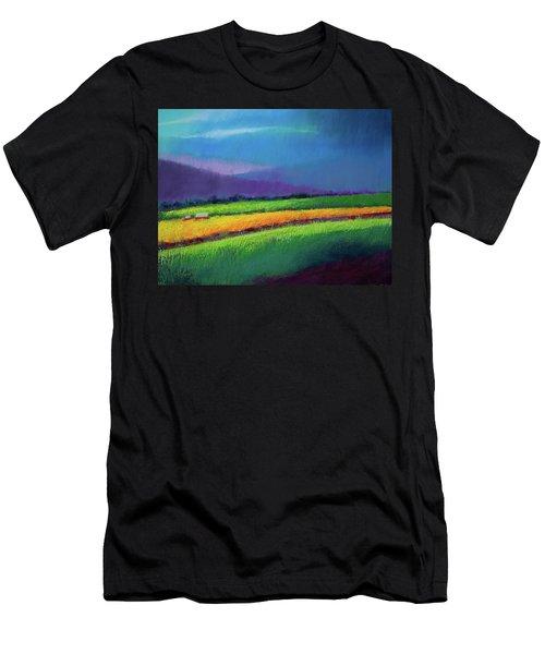 Passing Rain Men's T-Shirt (Athletic Fit)