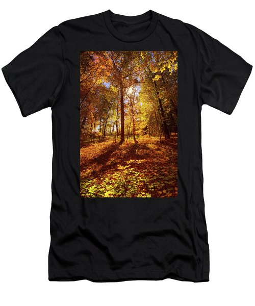 Passing Time Men's T-Shirt (Athletic Fit)