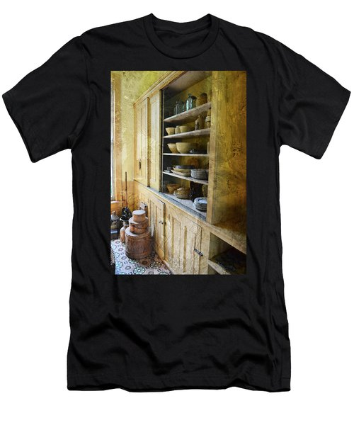 Past Dreams Present Reality Men's T-Shirt (Athletic Fit)