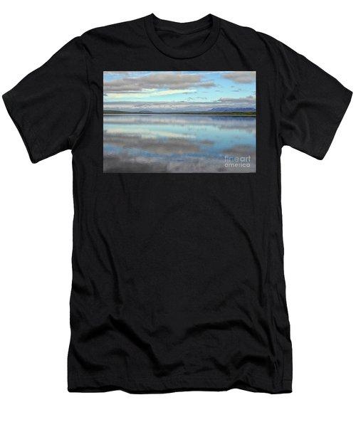 Pastel Landscape Men's T-Shirt (Athletic Fit)
