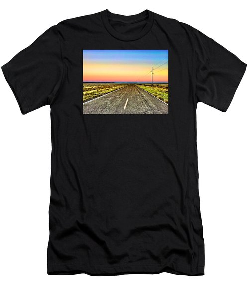 Pastel Morning Men's T-Shirt (Athletic Fit)