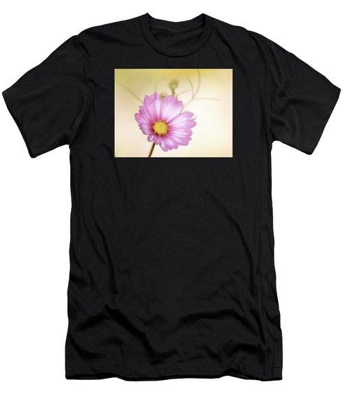 Pastel Petals Men's T-Shirt (Athletic Fit)