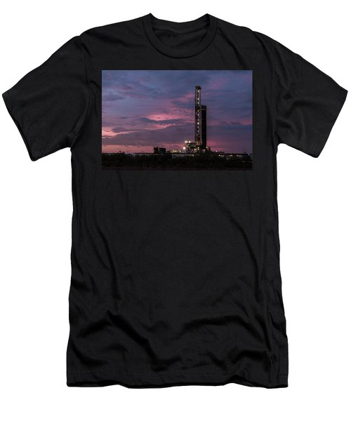 Pastel Skys Men's T-Shirt (Athletic Fit)