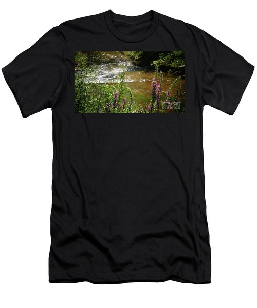 Pasture Upstream Men's T-Shirt (Athletic Fit)