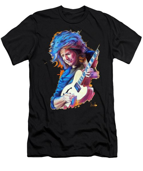 Pat Metheny Men's T-Shirt (Athletic Fit)
