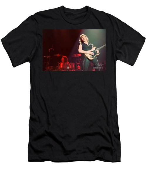 Pat Travers Band 2 Men's T-Shirt (Athletic Fit)