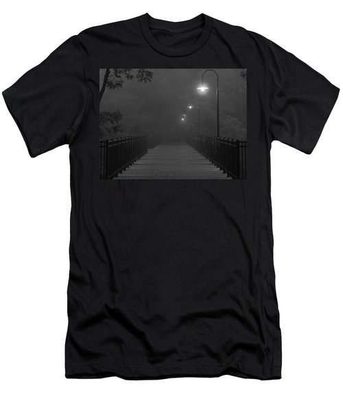 Path To Darkness Men's T-Shirt (Athletic Fit)