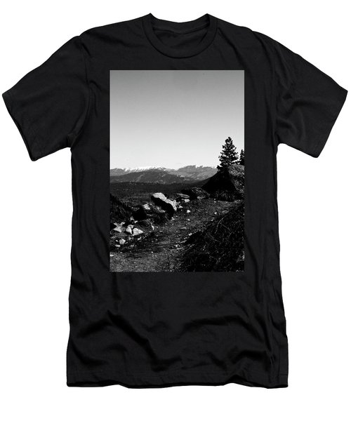 Path To Heaven Men's T-Shirt (Athletic Fit)