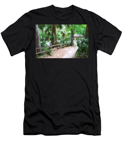 Path To Shade Men's T-Shirt (Athletic Fit)