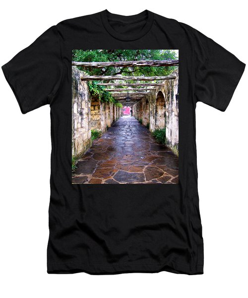 Path To The Alamo Men's T-Shirt (Athletic Fit)
