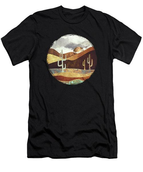 Patina Desert Men's T-Shirt (Athletic Fit)