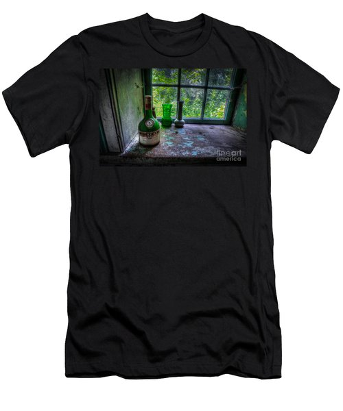 Patina In Green Men's T-Shirt (Athletic Fit)