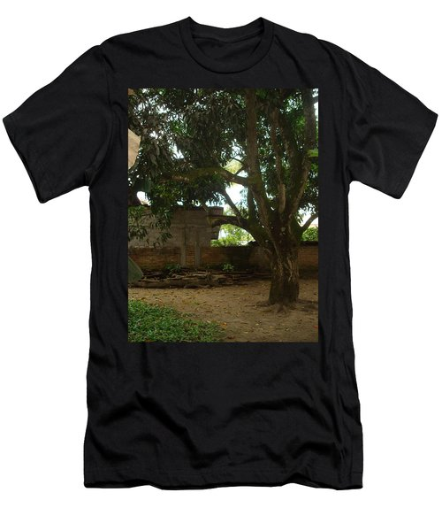 Patio 6 Men's T-Shirt (Athletic Fit)