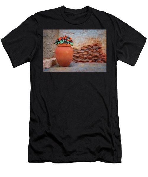 Patio Corner Men's T-Shirt (Athletic Fit)