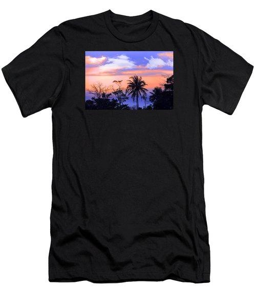 Patong Thailand Men's T-Shirt (Athletic Fit)