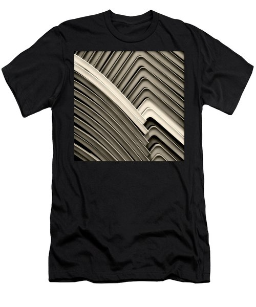 Men's T-Shirt (Slim Fit) featuring the photograph Pattern by Joe Bonita