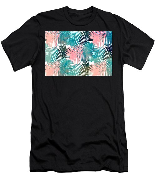 Pattern Jungle Men's T-Shirt (Athletic Fit)