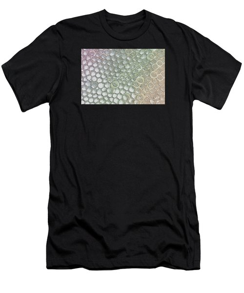 Pattern Or Abstract  Men's T-Shirt (Athletic Fit)
