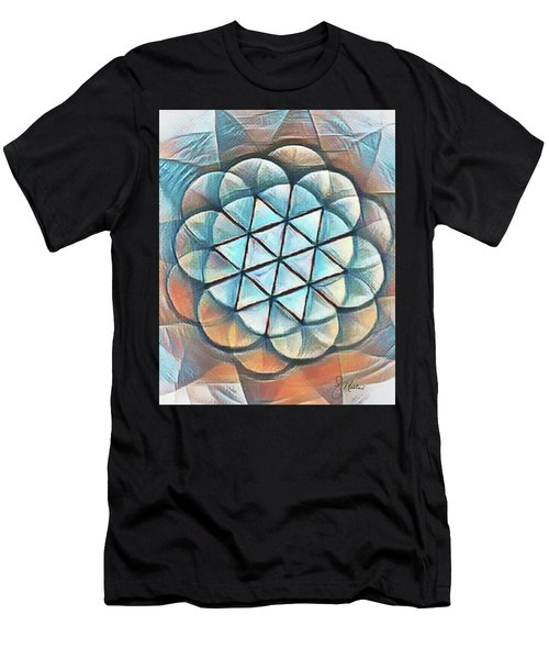 Patterns Of Life Men's T-Shirt (Athletic Fit)