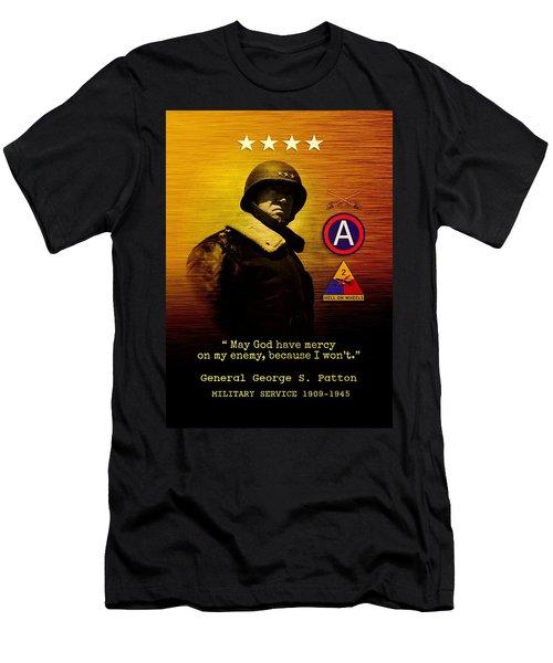 Patton Tribute Men's T-Shirt (Athletic Fit)