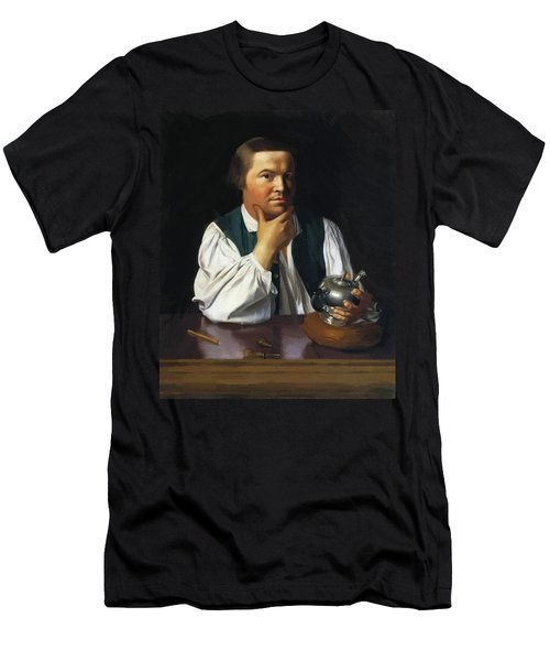 Paul Revere 1770 Men's T-Shirt (Athletic Fit)