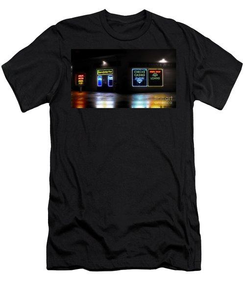 Pawn Men's T-Shirt (Athletic Fit)