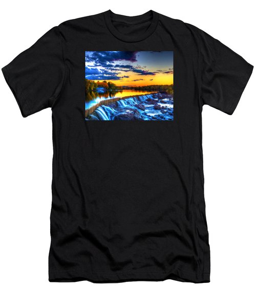 Pawtucket Falls 8354 Men's T-Shirt (Athletic Fit)
