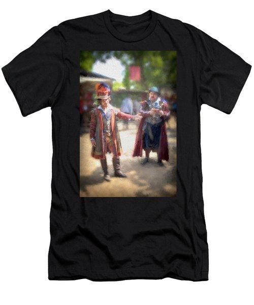 Repay Your Debt Men's T-Shirt (Athletic Fit)